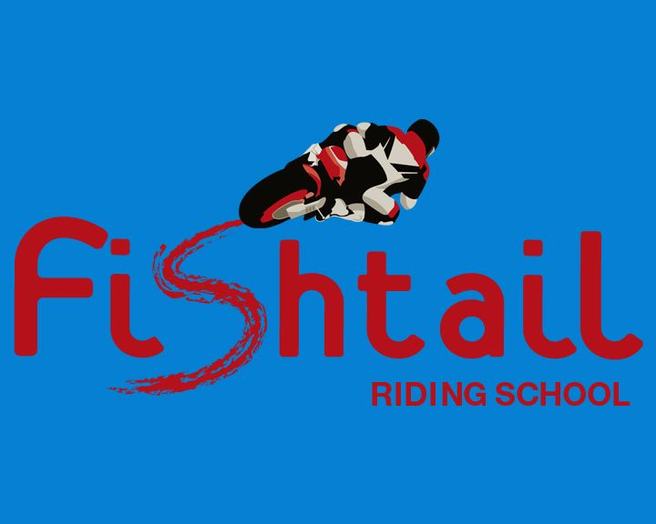 Fishtail Riding School Logo