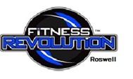 Fitness Revolution Roswell Logo