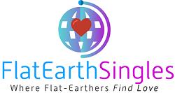 Flat Earth Singles Logo