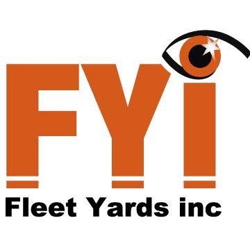 Fleet Yards Inc. Logo