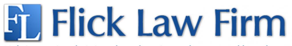 Flick Law Firm Logo