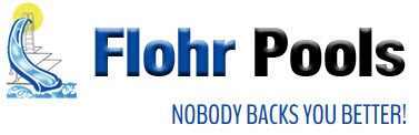 Flohr Pools Logo