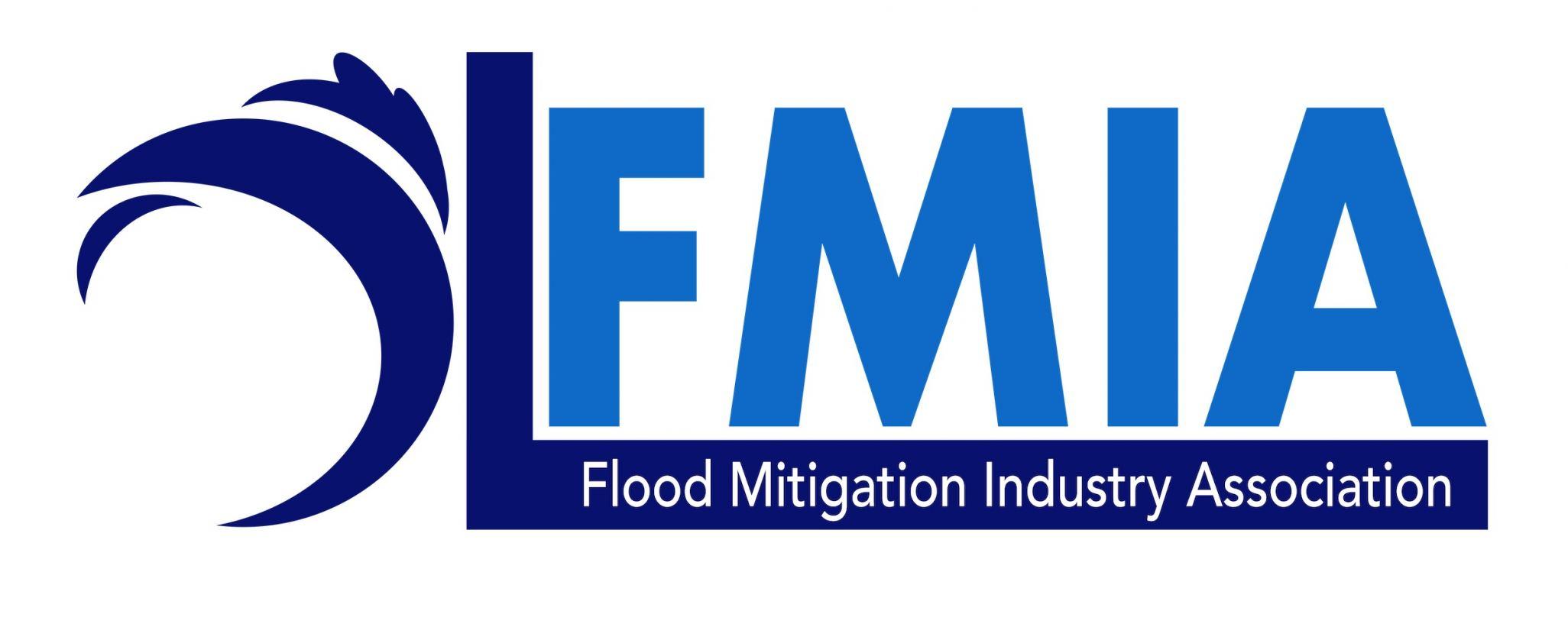Flood Mitigation Industry Association Logo