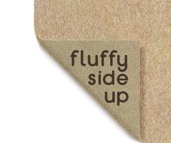 FluffySideUp Logo