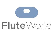 Flute World Logo