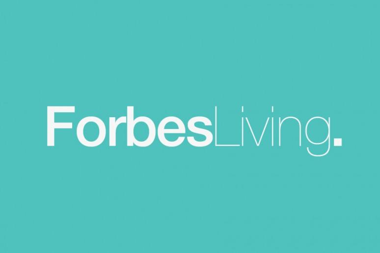 ForbesLivingTV Logo