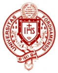 Fordham University Athletics Logo