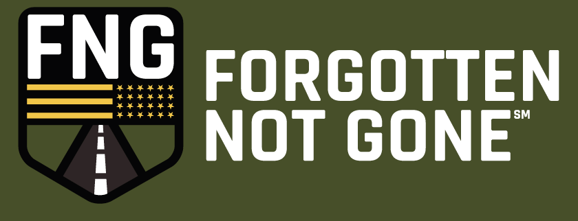 Forgotten Not Gone, Inc Logo