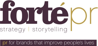 Forte Creative Media PR Logo
