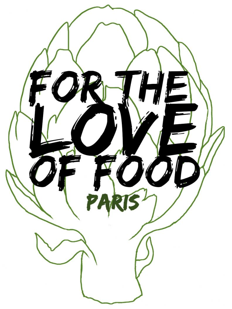 For the Love of Food Logo
