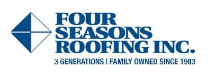 Lovely Four Seasons Roofing, Inc. Logo
