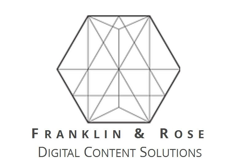 Franklin and Rose | Digital Content Solutions Logo