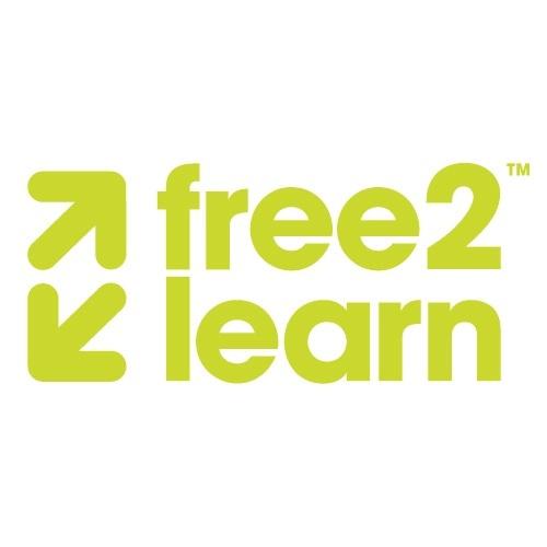 Free2Learn Logo
