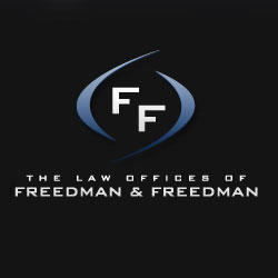 The Law Offices of Freedman & Freedman Logo