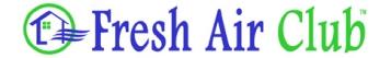 The Fresh Air Club Logo