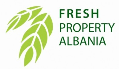 Fresh Property Albania Logo