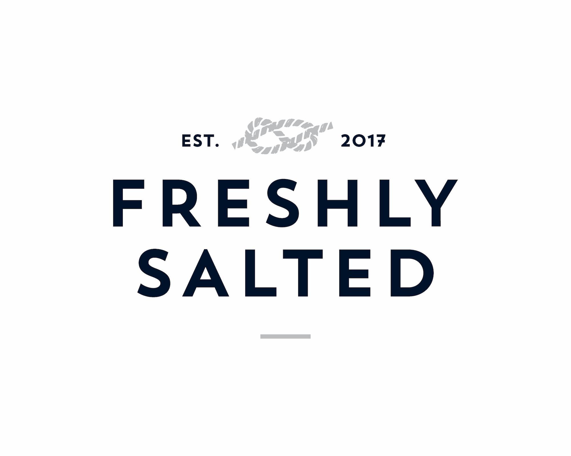 Freshly Salted Logo