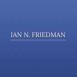 Ian N. Friedman Logo