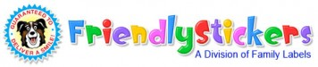 FriendlyStickers Logo