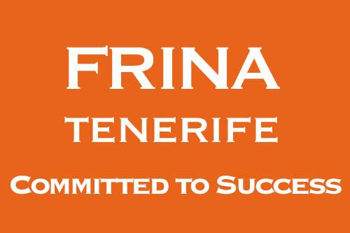 Frina Tenerife Logo