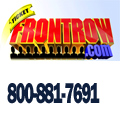 Frontrow-Tickets Logo