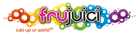 FruJuici Beverages Logo