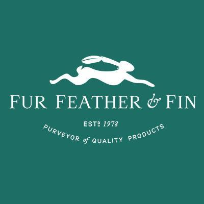 Fur Feather and Fin Logo