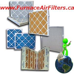 Furnace Filters Canada Logo