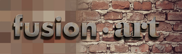 Fusion Art Logo