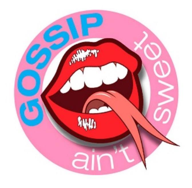 Gossip Ain't Sweet. LLC Logo