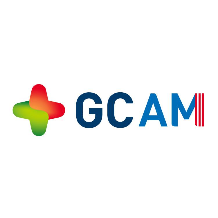 GCAM, Inc. Logo