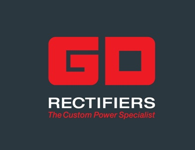 GD Rectifiers Logo