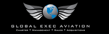 Global Exec Aviation Logo