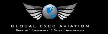 Global Exec Aviation Logo