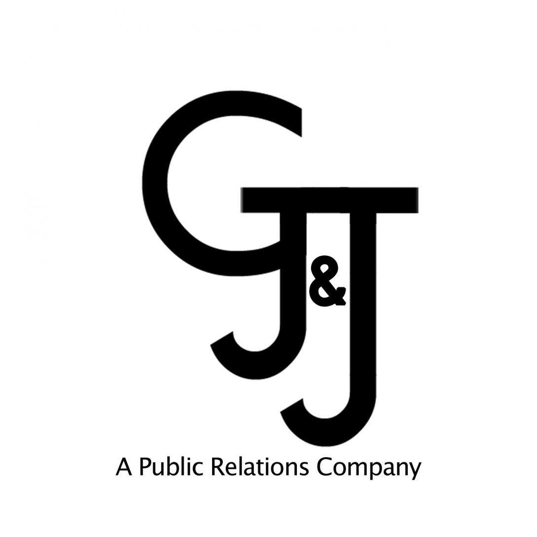 G. J. & J.~A Public Relations Company Logo