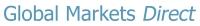 Global Markets Direct Logo