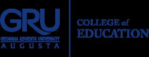 GRU College of Education Logo