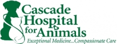 Cascade Hospital for Animals Logo