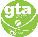 Green Tourism Accreditation Logo