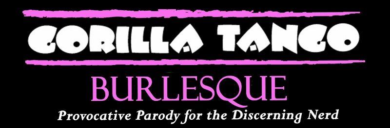 Gorilla Tango Burlesque Logo