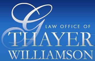 Law Office of G. Thayer Williamson Logo