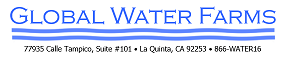 Global Water Farms Logo