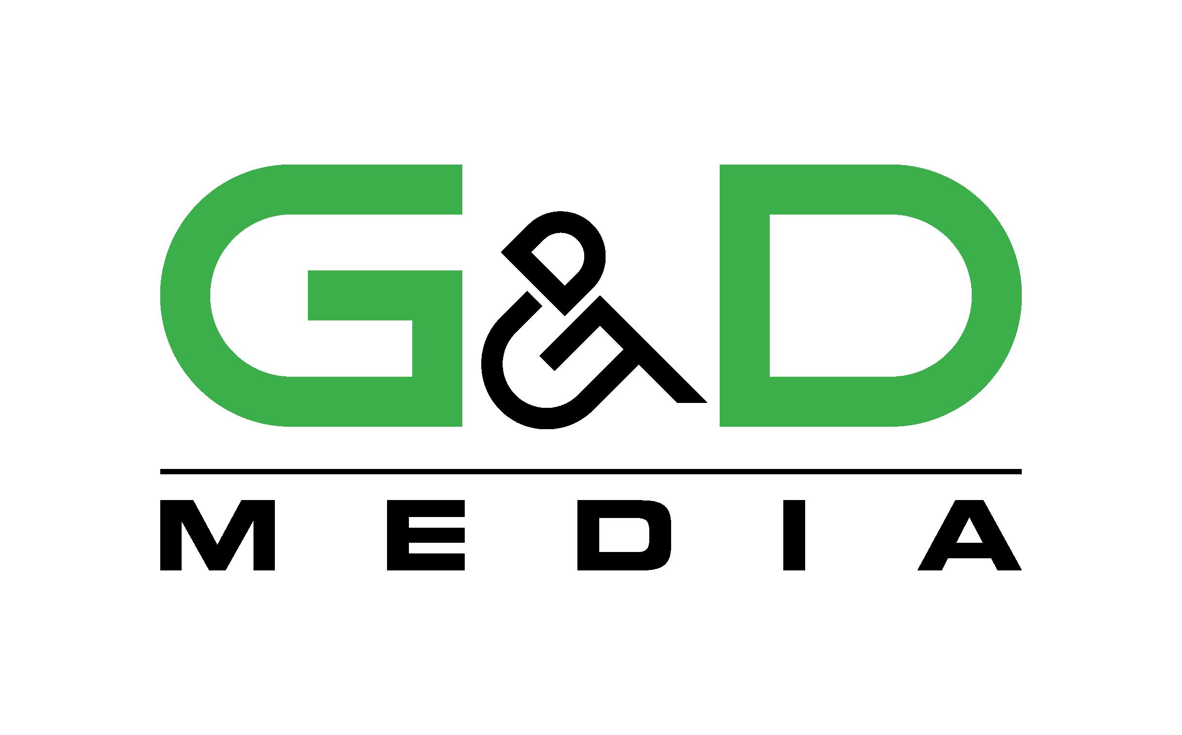 GandDMedia Logo