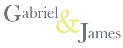 Gabriel & James Logo