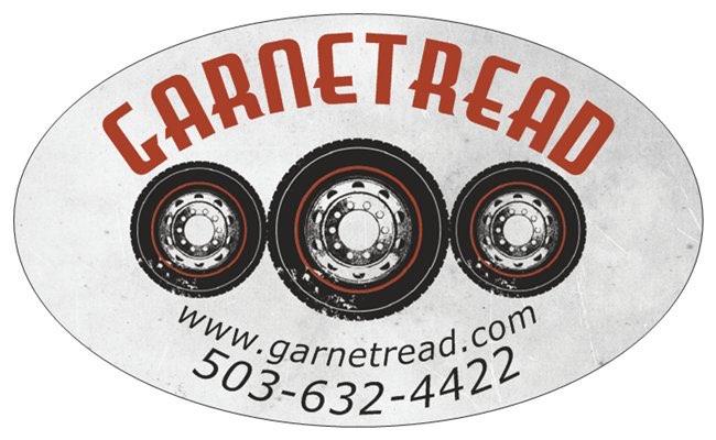Garnetread Logo
