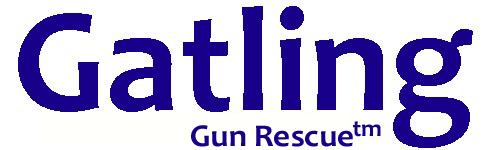 Gatling Gun Rescue Logo