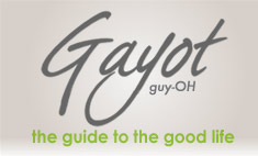 Gayot Publications Logo