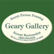 GearyGallery Logo
