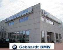 Gebhardtbmw Logo