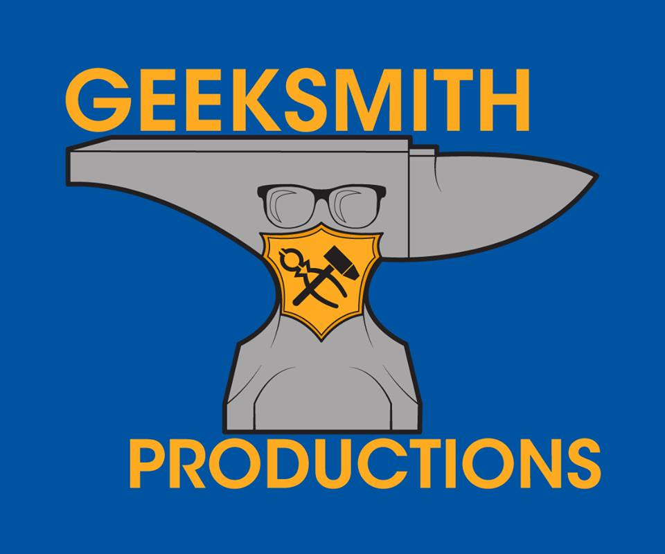 Geeksmith Productions Logo
